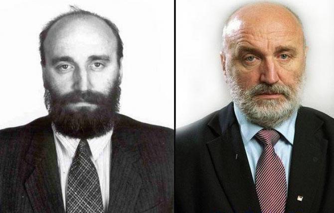 fostul premier al Letoniei, Ivars Godmanis