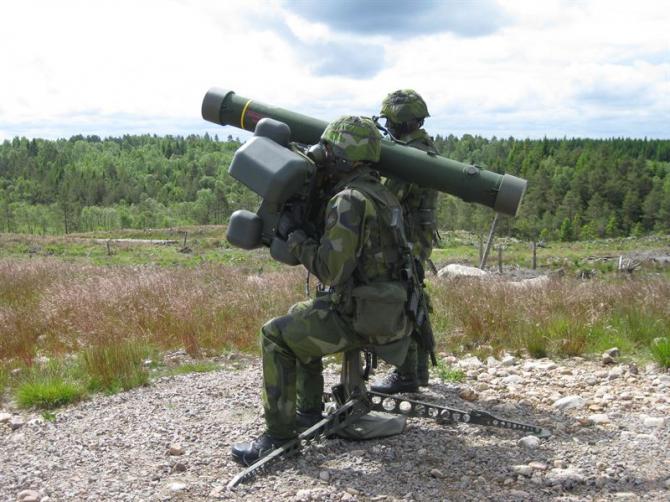 Rachetă RBS 70 NG