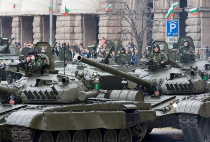 Tancuri T-72, Bulgaria