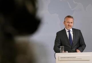 ministrul de externe danez Anders Samuelsen