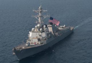Distrugătorul USS McCampbell