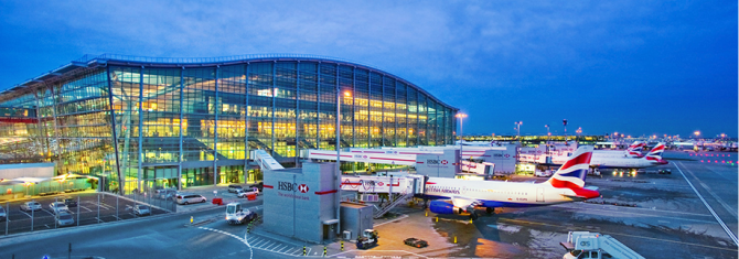 Aeroportul Heathrow, Londra