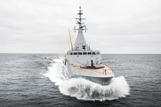 Corveta Gowind - Naval Group