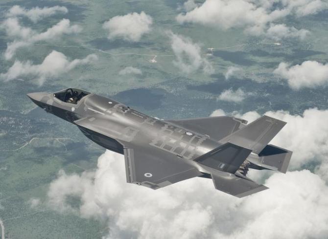 (w670) F-35