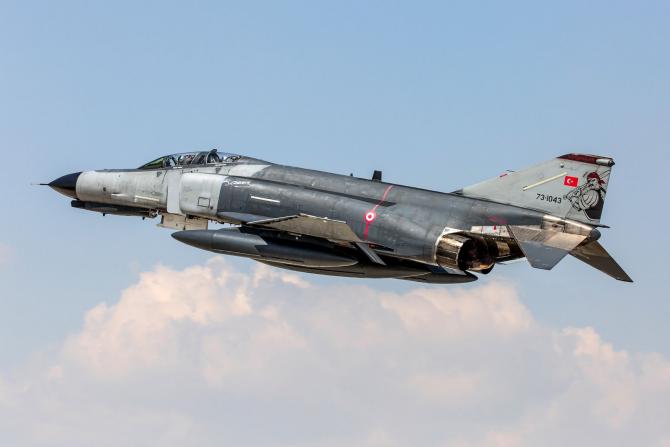F-4 Phantom II, Turcia