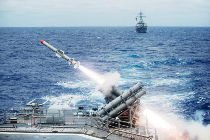 Rachetă Boeing Harpoon