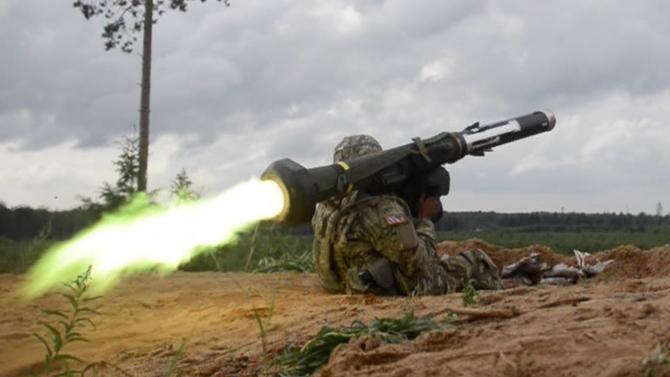 Racheta anti-tanc Javelin