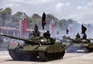 Armată Venezuela
