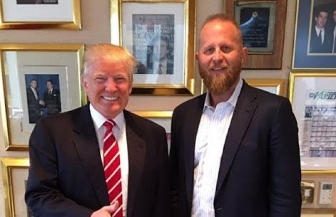Donald Trump și Brad Parscale, Sursă foto: Captură YouTube