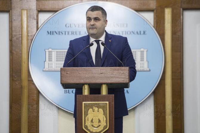 ministrul Apărării, Gabriel Leş