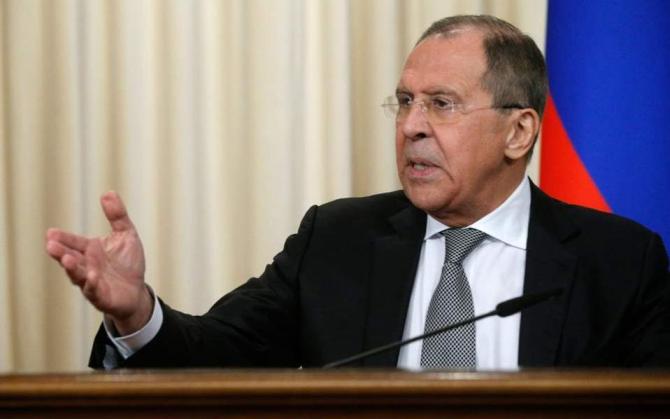 S. Lavrov