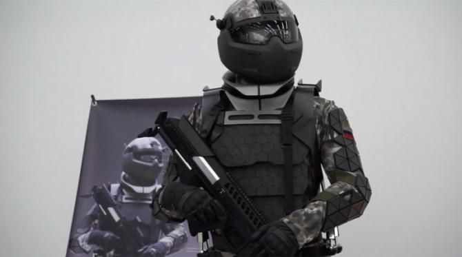 """Ratnik - Rusia, """"Soldatul viitorului"""""""