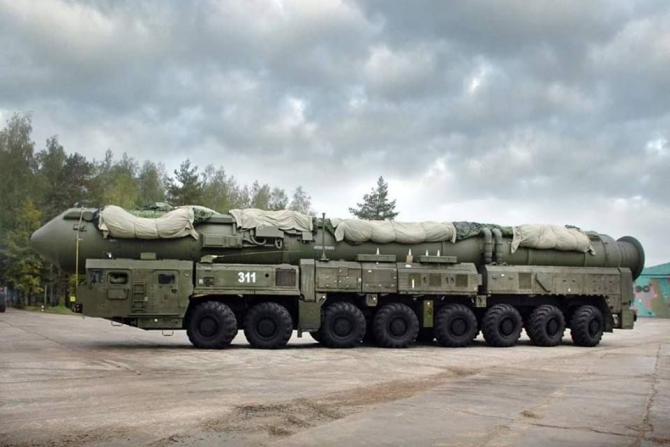 Rachetă RS-24 Yars