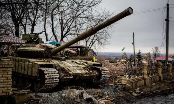 T-64, Ucraina