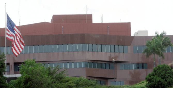 ambasada Statelor Unite din Venezuela