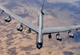 Bombardier B-52, sursă foto US Air Force