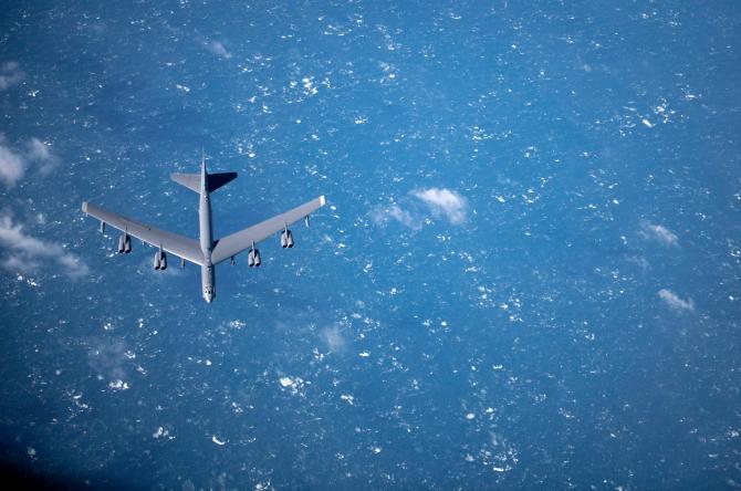 B-52 Sursă foto: US Air Force in Europe
