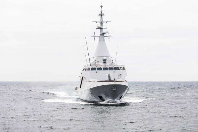 Corveta Gowind, a Naval Group, declarat câștigător în licitația organizată de MApN. Sursă: Naval Group
