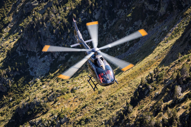 Elicopter H145, Airbus