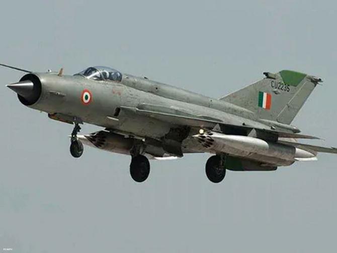 MiG-21, India