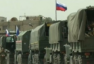Trupe ale Armatei Rusiei, angajate în conflictul din Siria