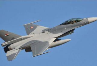 F-16, Irak. Sursă foto: F-16.net