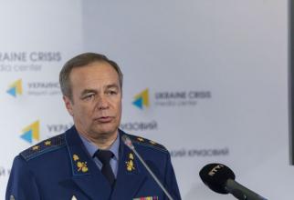 general-locotenentul în rezervă Igor Romanenko, fost șef adjunct al Statului Major General al Forțelor Armate ale Ucrainei,