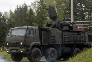 Armata Serbiei a decis să achiziţioneze un sistem de rachete hipersonice ruse cu rază scurtă de acţiune de tip Pantsir-S.