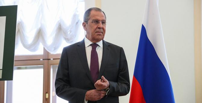 ministrul de externe al Federaţiei Ruse, Serghei Lavrov