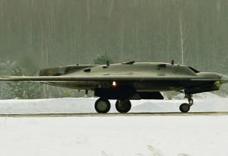 """""""Ohotnik"""" este un proiect de drona grea de generația a șasea, dezvoltat de """"Sukhoi"""""""
