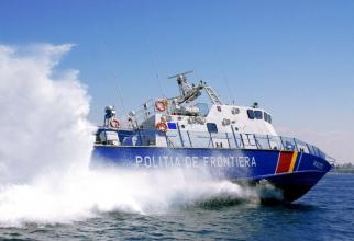 Garda de Coastă a României, acțiune pe Marea Neagră. Sursă foto: Garda de Coastă, pagina oficială de Facebook