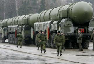 rachete balistice intercontinentale Topol-M