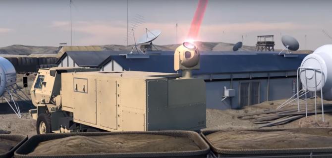 Raytheon propune arme laser împotriva rachetelor hipersonice