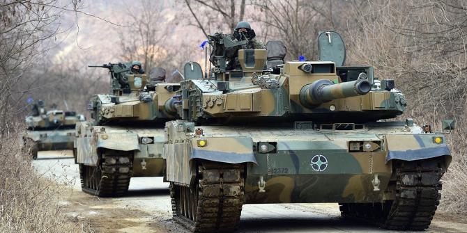 tancuri principale de luptă K2 Black Panther (MBT)
