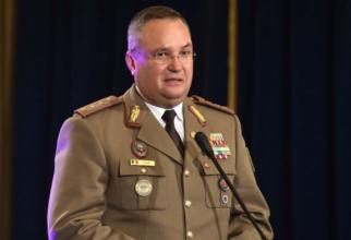 Şeful Statului Major al Apărării, generalul Nicolae Ciucă