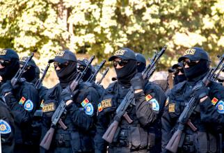 Sursă foto: Serviciul de Informaţii şi Securitate