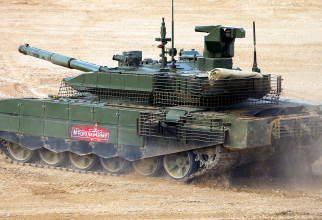 """tancul principal de luptă T-90M """"Proryv-3"""""""