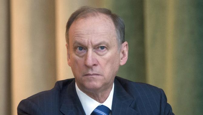 Secretarul Consiliului Securității Rusiei - Nikolai Patruşev