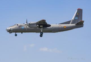 avion românesc de observare An-30