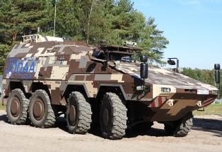 Blindat Boxer - Rheinmetall