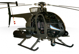 Elicopter MD 530G