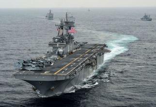 nava de atac USS Boxer