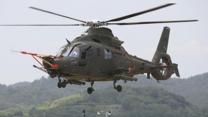 Elicopter Airbus LAH 155 - prototip
