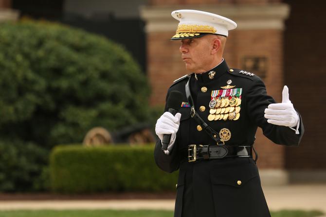 Gen. David H. Berger
