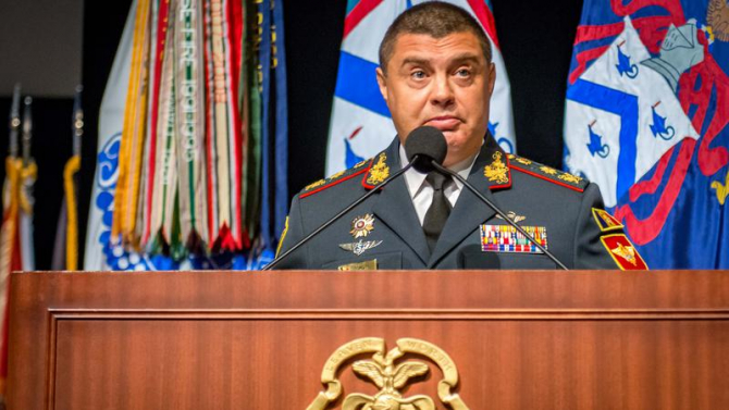 generalul de brigadă Igor Gorgan