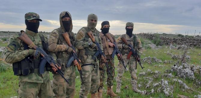 membrii Partidului Muncitorilor din Kurdistan