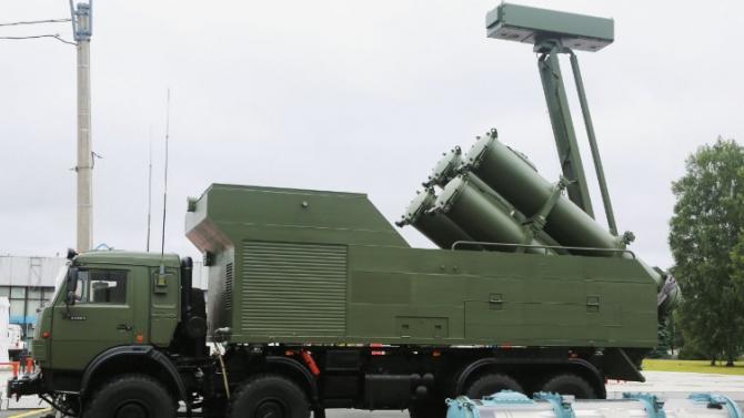 Sistemul de rachete anti-navă Rubezh-ME