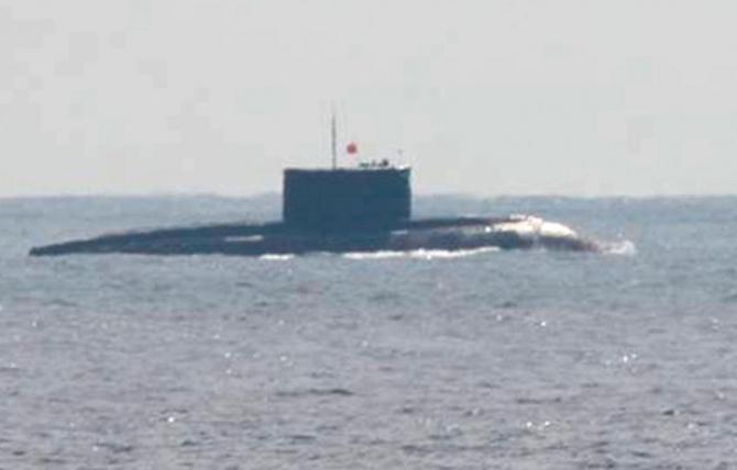Submarin Clasa Shang Type-093G China
