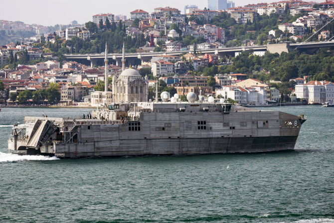 Nava de intervenţie rapidă USNS Yuma (T-EPF-8)