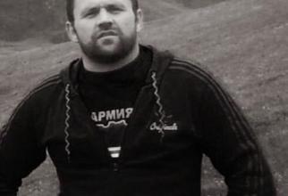 Cetățeanul georgian Zelmikhan Hangoșvili, etnicul cecen care a fost împușcat mortal în centrul Berlinului pe 23 august.